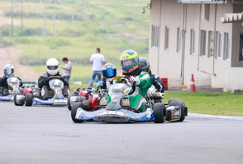 Marcel Sega foi o campeão da rodada de abertura da Raceman