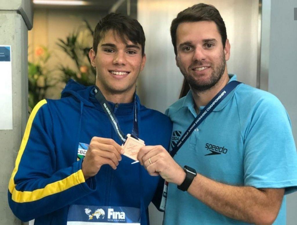 Murilo Sartori e Fábio Cremonez: sonho olímpico adiado para 2021
