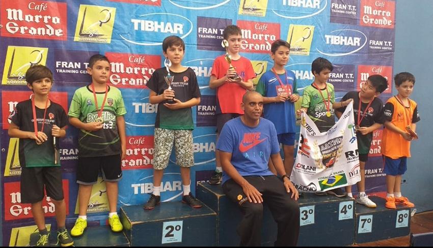 Samuel Bertolassi foi ao topo do pódio em nova etapa em Piracicaba