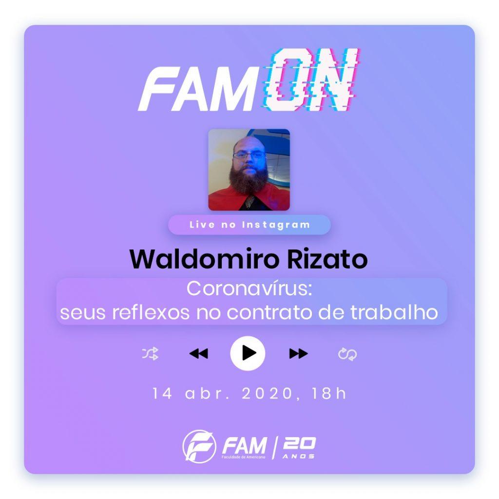 Waldomiro Rizato_post