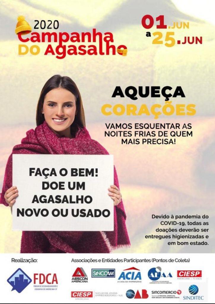 OAB CAMPANHA AGASALHO 2020