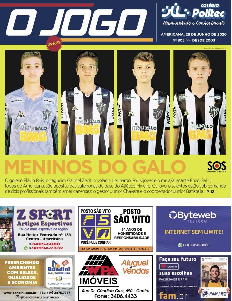O JOGO 805_capinha_home