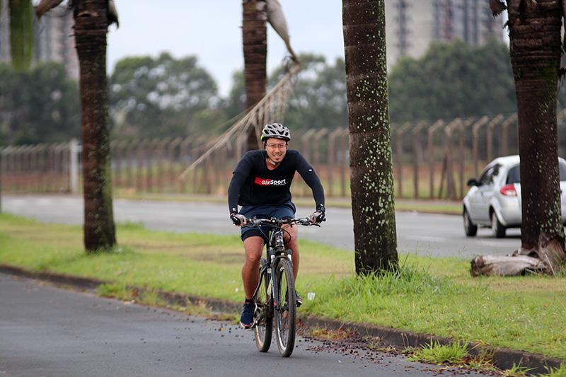 Henrique Mizuno foi o primeiro colocado na modalidade Easy