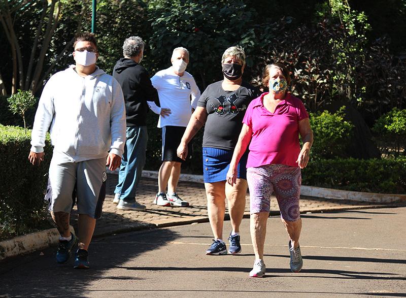 Reabertura do Jardim Botânico aconteceu na terça-feira desta semana
