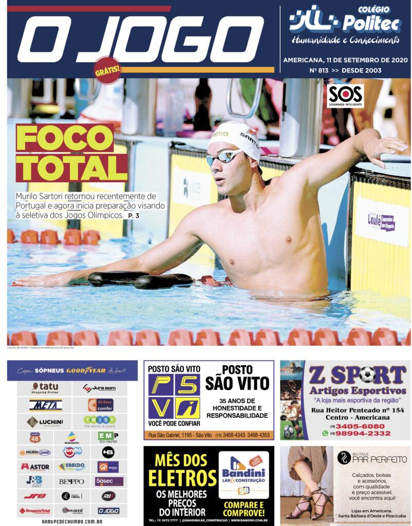 O JOGO 813_capinha