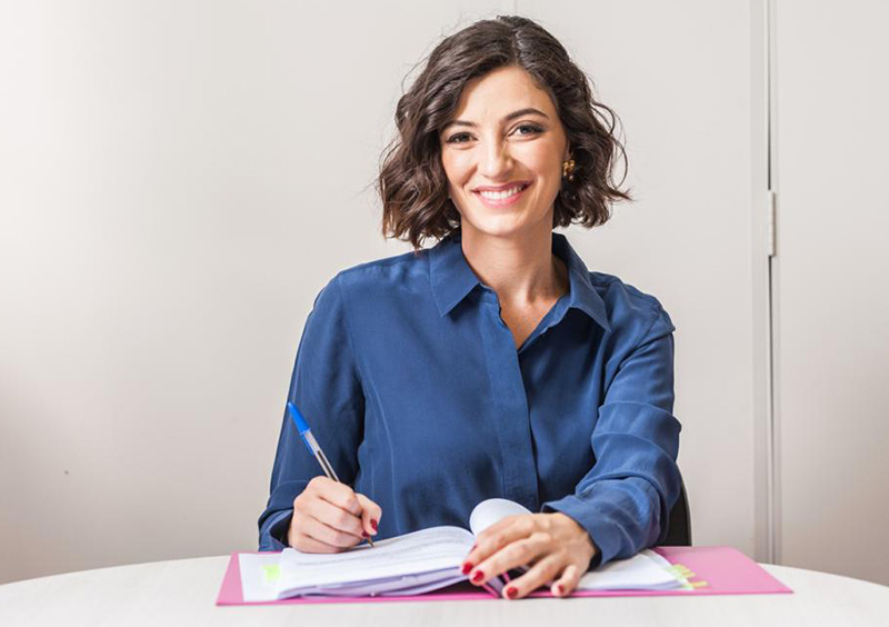 """Vamos garantir atendimento rápido"", diz Maria Giovana"