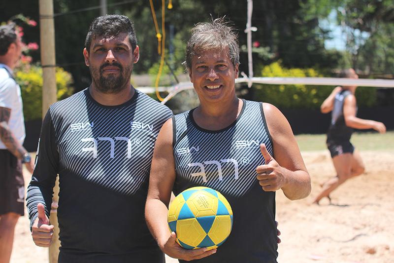 Fabinho e Angelo conquistaram o título na sede náutica do RB