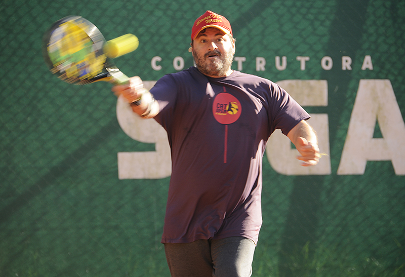 Pivete venceu esta semana e encostou na liderança do Ranking B (Foto: Wado Pellizoni)