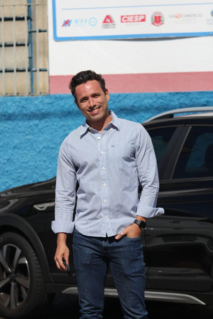 Rafael de Barros sub secretário