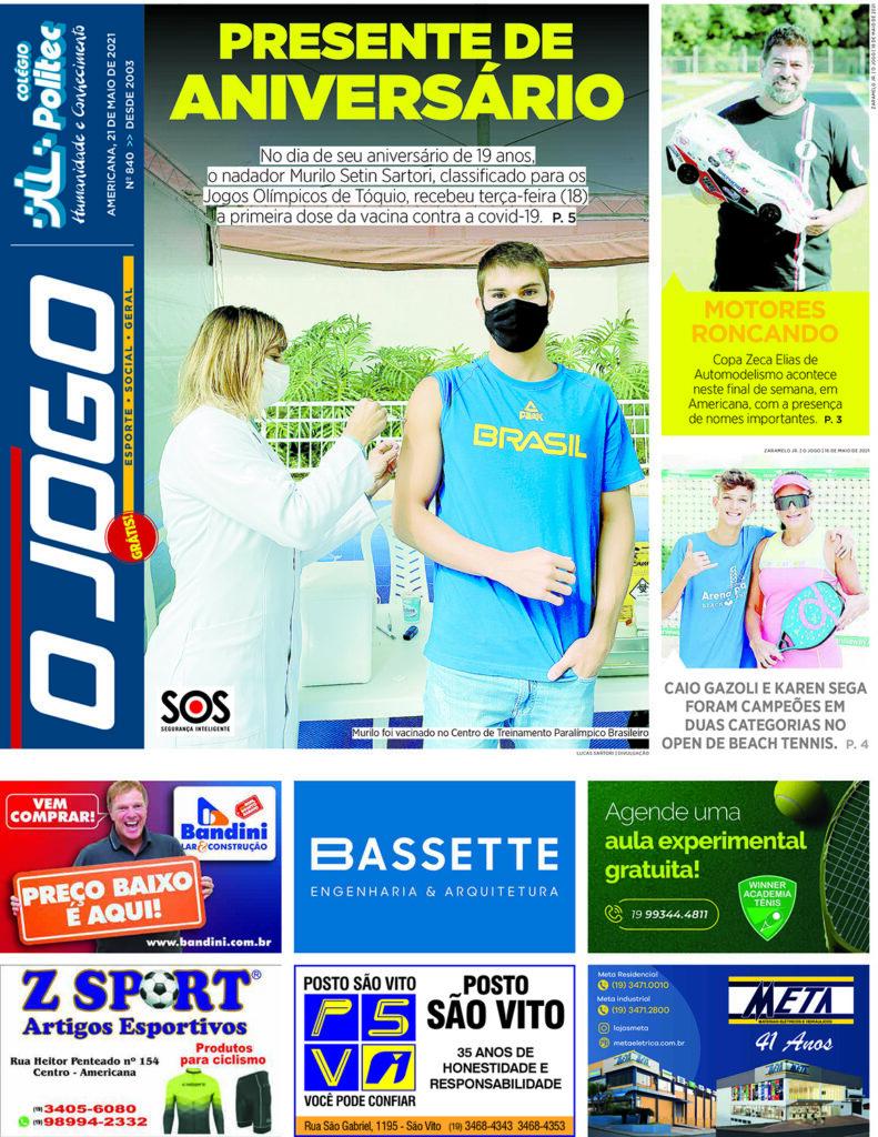 O JOGO 839