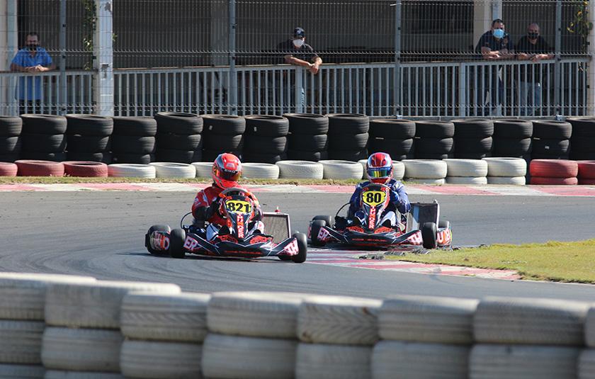 Dado e Arruda dominaram as duas corridas em Paulínia