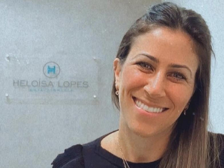 Heloisa Lopes - nutricionista